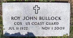 Roy John R.J. Bullock