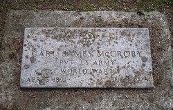 Carl James McCrory