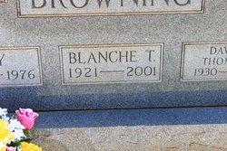 Blanche <i>Thompson</i> Beeks