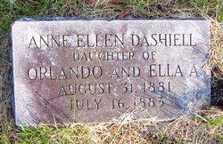 Anne Ellen Dashiell