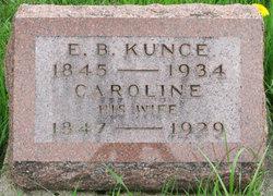 Caroline <i>Ramer</i> Kunce