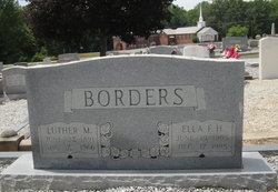 Luther M. Borders