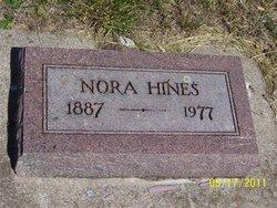 Elnora Nora <i>Ingalsbe</i> Hines