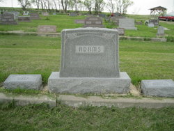 Helen Amelia <i>Burgess</i> Adams