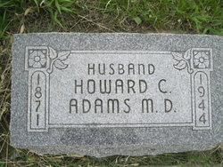 Dr Howard C Adams