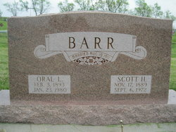 Oral L <i>Coakley</i> Barr
