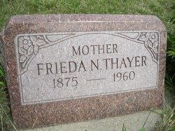 Frieda Natalie <i>Anderson</i> Thayer