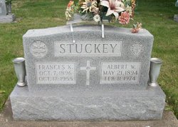 Albert W Stuckey