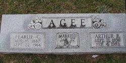 Arthur R. Agee