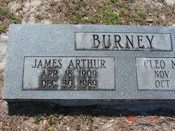 James Arthur Burney, Jr