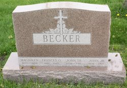 Frances <i>Schmitt</i> Becker