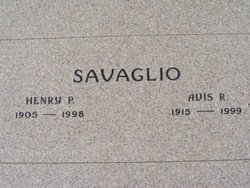 Avis R <i>Flisram</i> Savaglio