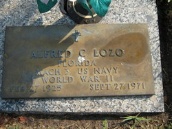 Alfred Clement Lozo