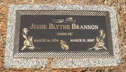 Jessie <i>Blythe</i> Brannon