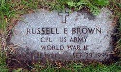 Russell Earl Brown