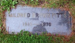 Mildred Brown
