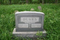 Mary Jane <i>Alexander</i> Dukes