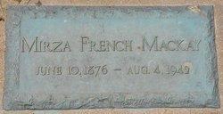 Mirza Emma <i>French</i> MacKay