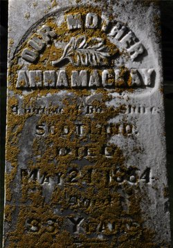 Anna <i>MacDonald</i> MacKay