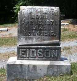 Ada Alice Young <i>Moss</i> Eidson