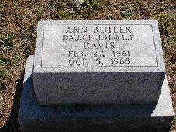 Ann Butler Davis