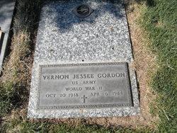 Vernon Jesse Gordon