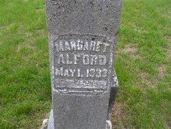 Margaret <i>Bennett</i> Alford