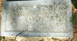 Margaret <i>Aderholt</i> Kanupp