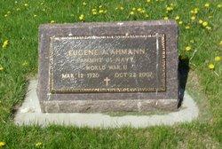 Eugene A Ahmann