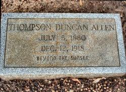 Thompson Duncan Allen