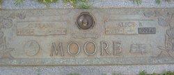 C Frank Moore