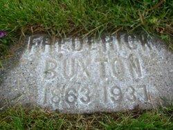 Frederick Buxton
