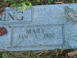 Mary Browning
