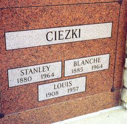 Blanche <i>Lewandowski</i> Ciezki
