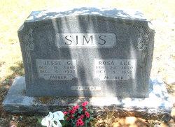 Jesse G. Sims
