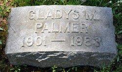 Gladys M. <i>Palmer</i> Adams