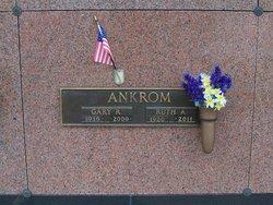 Gary Raymond Ankrom