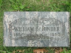 William F Binder