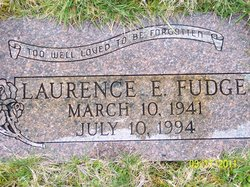 Laurence E. Fudge