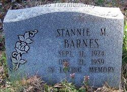 Stannie M. Barnes