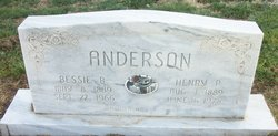 Henry Price Anderson
