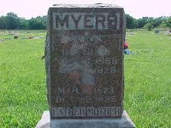 Amy Rue <i>James</i> Myers