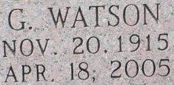 G. Watson Buker