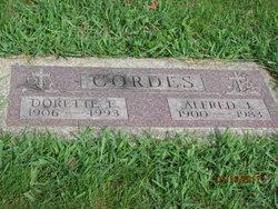 Alfred J Cordes