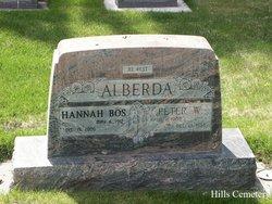 Hannah <i>Bos</i> Alberda