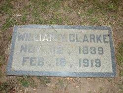 William Y Clarke
