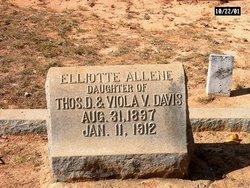 Elliotte Allene Davis