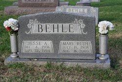 Mary Ruth <i>Boling</i> Behle