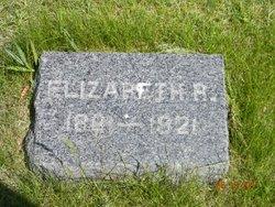 Elizabeth R <i>Bell</i> Salisbury