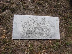 Carl H Anderson